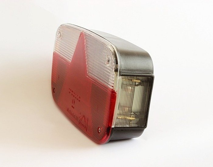 Multipoint III Combi Rear Left Lamp for trailers - Aspöck